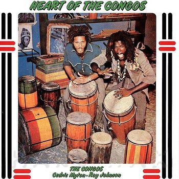 Cover art - Congos: Heart Of The Congos