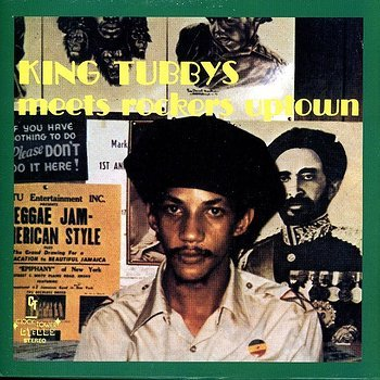 Cover art - Augustus Pablo: King Tubby's Meets Rockers Uptown