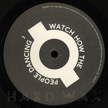 Cover art - Various Artists: Watch How The People Dancing
