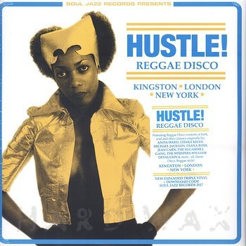 Cover art - Various Artists: Hustle! Reggae Disco