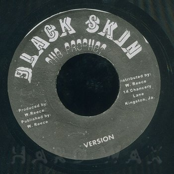 Cover art - Sonny Washington: Black Skin