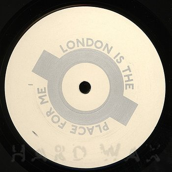 Cover art - Various Artists: London Is The Place For Me