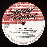 Cover art - Sound Waves: I Wanna Feel The Music