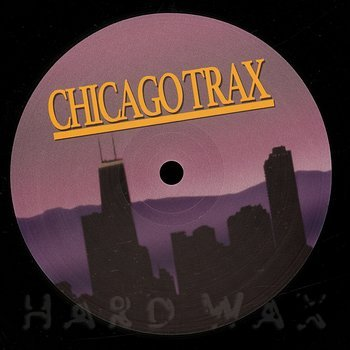 Cover art - Various Artists: Chicago Trax Vol. 1