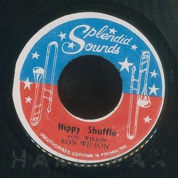 Cover art - Ronald Wilson: Hippy Shuffle