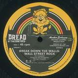 Cover art - Mikey Dread: Break Down The Walls