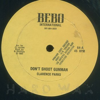 Cover art - Clarence Parks: Don't Shoot Gunman