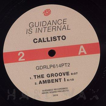 Cover art - Callisto: Guidance Is Internal : Part 2