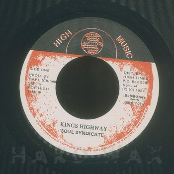 Cover art - Soul Syndicate: Kings Highway