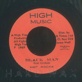 Cover art - Hot Rocks: Black Man