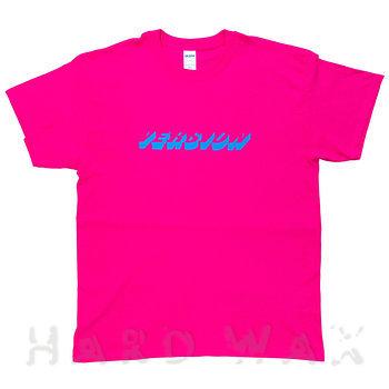 Cover art - T-Shirt, Size XL: Blue Version Logo, Pink