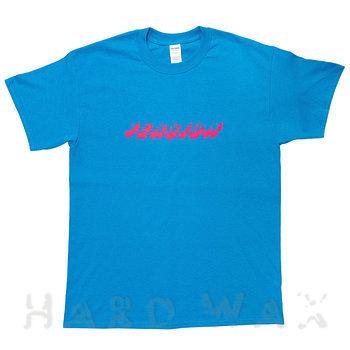 Cover art - T-Shirt, Size XL: Pink Version Logo, Blue