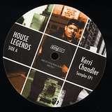 Cover art - Kerri Chandler: House Legends: Kerri Chandler Sampler #1
