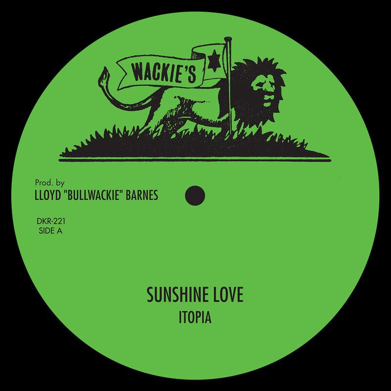 Cover art - Itopia: Sunshine Love
