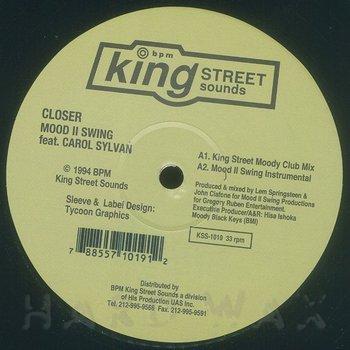 Cover art - Mood II Swing: Closer