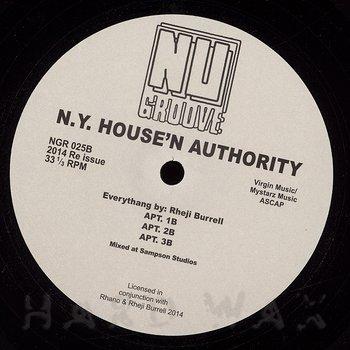 Cover art - N.Y. House 'N Authority: APT