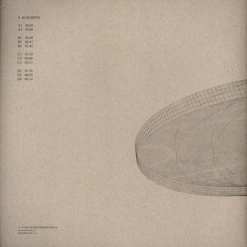 Cover art - ∑: Schleifen