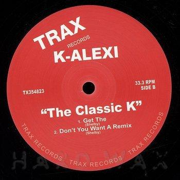 Cover art - K. Alexi: Classic K.