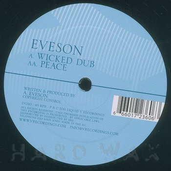 Cover art - Eveson: Wicked Dub