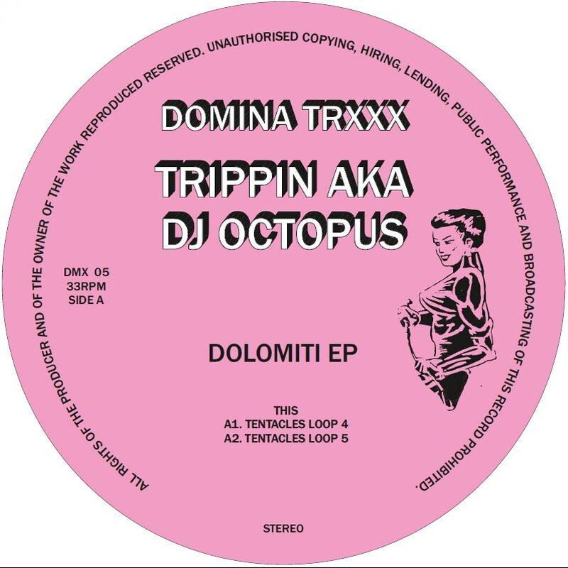 Cover art - Trippin: Dolomiti EP