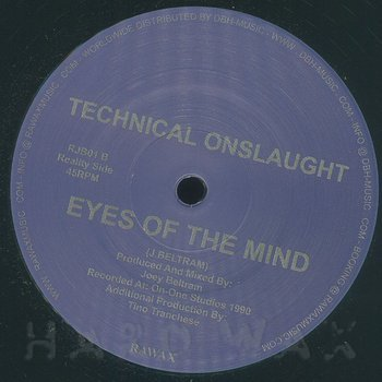 Cover art - Technical Onslaught: The Calling