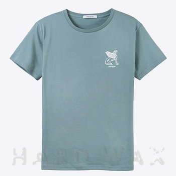 Cover art - T-Shirt, Size M: Workshop 18, mint grey w/ white print