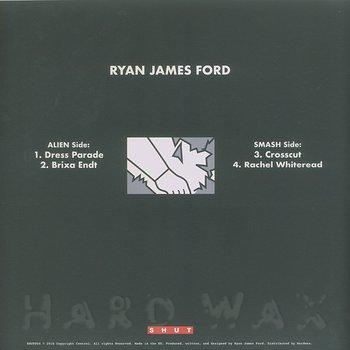 Cover art - Ryan James Ford: Memory Screen