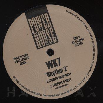 Cover art - WK7: Rhythm 1