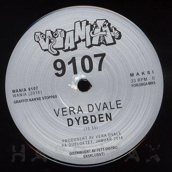 Cover art - DJ Sotofett / Vera Dvale: Wania 9107