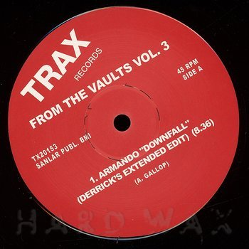 Cover art - Armando: From The Vaults Vol. 3
