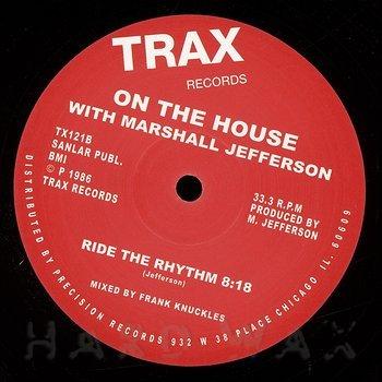 Cover art - On The House: Ride The Rhythm
