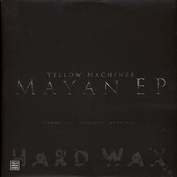 Cover art - Various Artists: Mayan EP