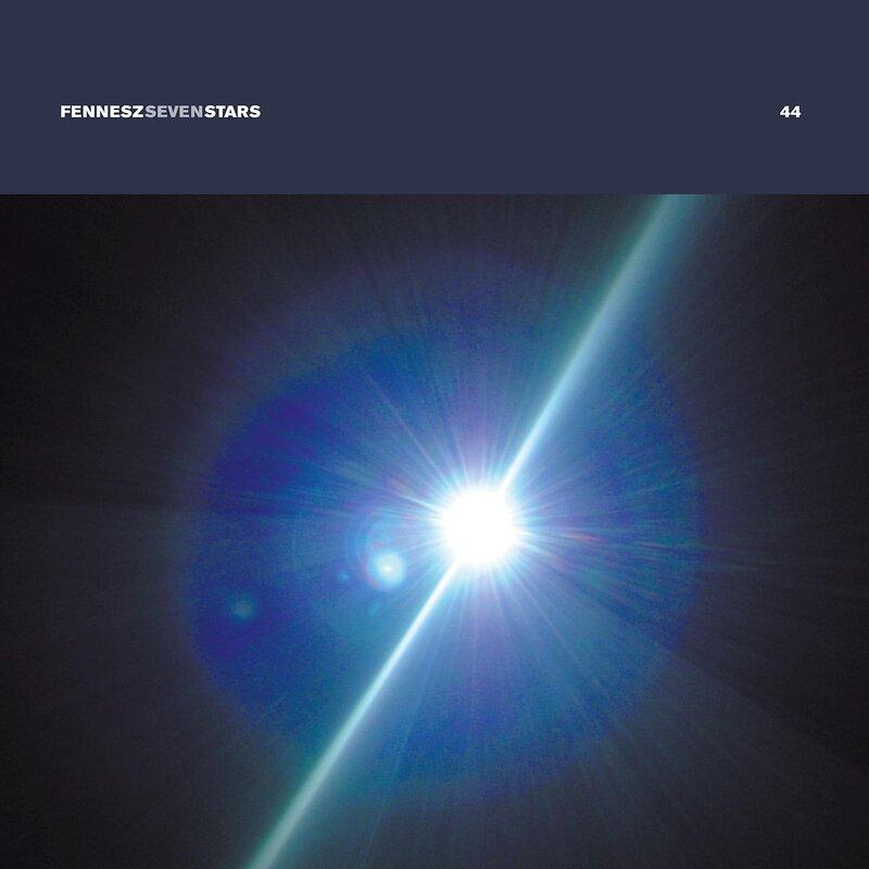 Cover art - Fennesz: Seven Stars