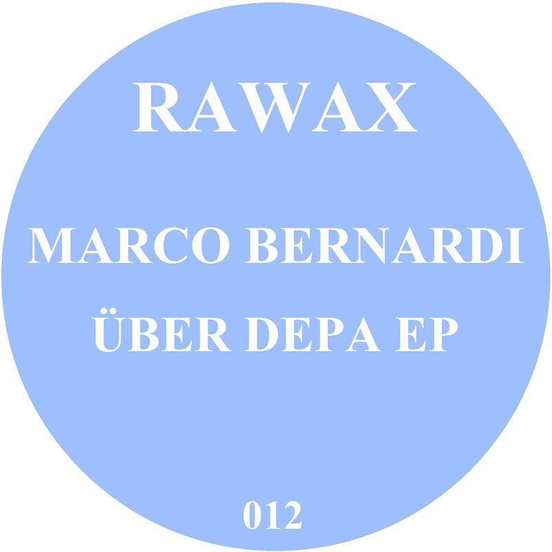 Cover art - Marco Bernardi: Über Depa EP
