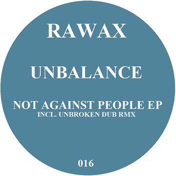 Cover art - Unbalance: Not Against People EP