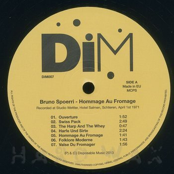 Cover art - Various Artists: Hommage Au Fromage/Hollingsville