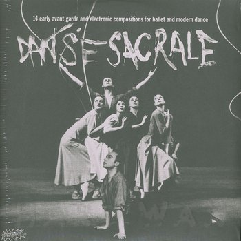 Cover art - Various Artists: Danse Sacrale