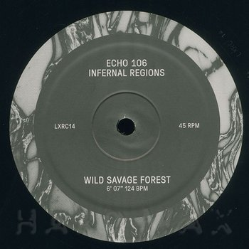 Cover art - Echo 106: Infernal Regions