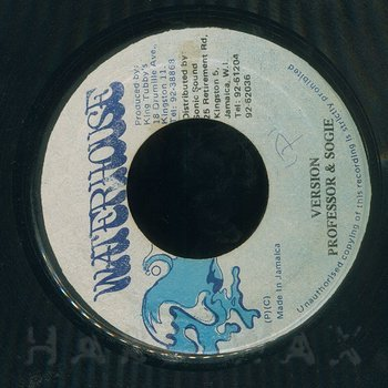Cover art - Sugar Minott: Hard Time Rock