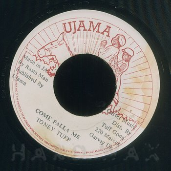 Cover art - Tony Tuff: Come Falla Me
