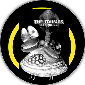 Cover art - The Trumps: Spring 96