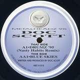 Cover art - Doc Scott: Drumz '95 (Nasty Habits Remix)