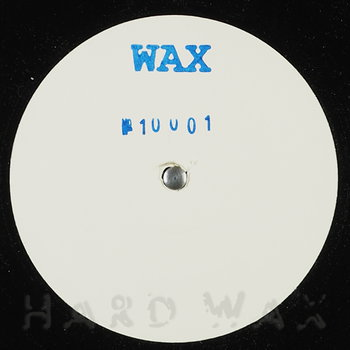 Cover art - Wax: No. 10001