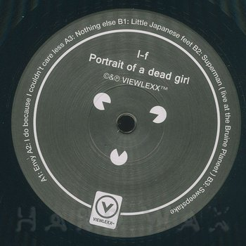 Cover art - I-F: Portrait Of A Dead Girl: The Cause