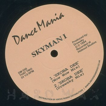 Cover art - Skyman I: Focus