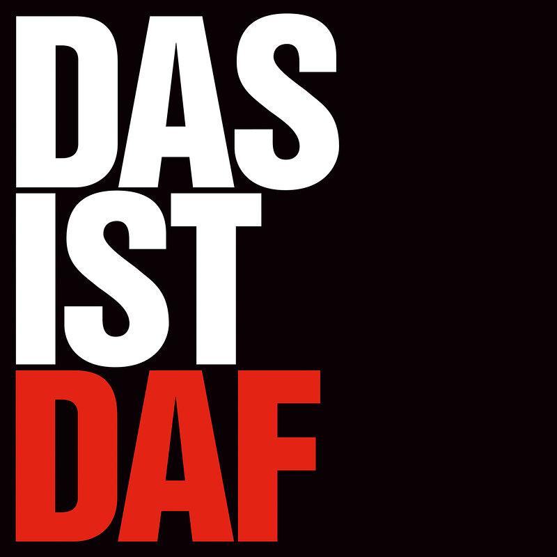Cover art - DAF: Das Ist DAF