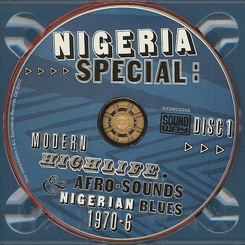 Cover art - Various Artists: Nigeria Special