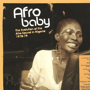 Cover art - Various Artists: Afro Baby