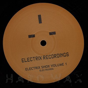 Cover art - The Advent & Mazzula: Electrix Shox Volume 1