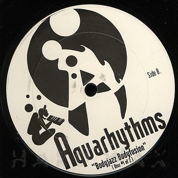 Cover art - Aquarhythms: Bodyjazz Bodyfusion